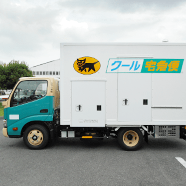 Delivery Vehicle with Cold Insulation Function